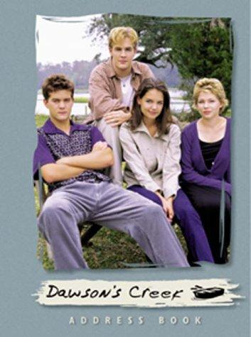 Dawson's Creek Address Book by Cedco Publishing