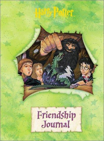 Harry Potter Friendship Journal by Cedco Publishing
