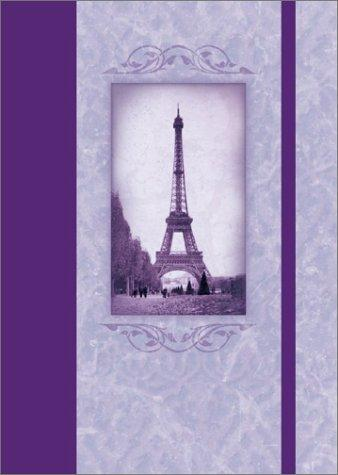 Paris Journal by Cedco Publishing
