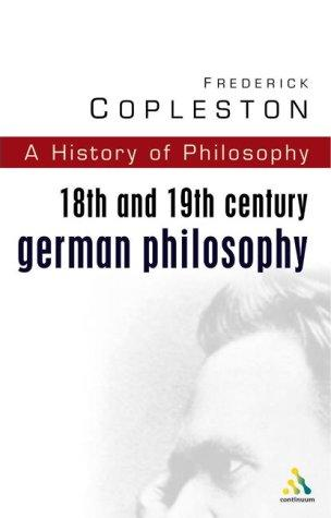 History of Philosophy Volume 7 by Frederick Charles Copleston
