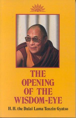 The opening of the wisdom eye by 14th Dalai Lama