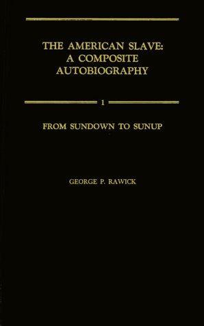 From Sundown to Sunup