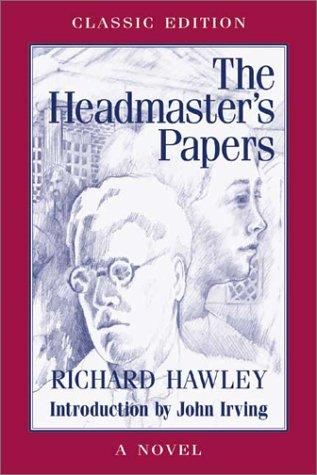 The headmaster's papers