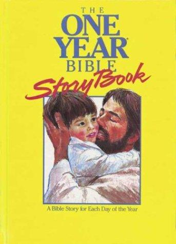 The one year bible story book by Virginia J. Muir
