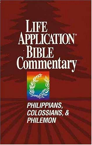 Life Application Bible Commentary by Bruce B. Barton