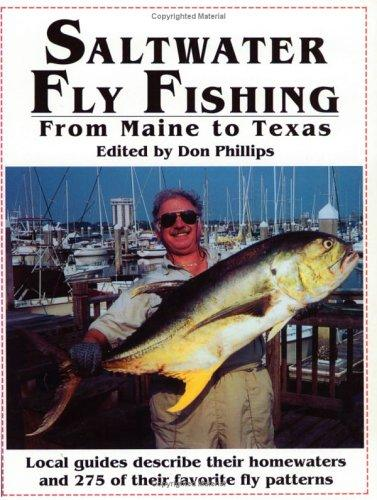 Saltwater Fly-Fishing by Don Phillips