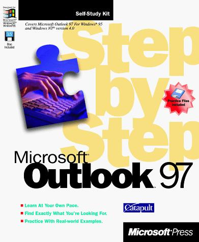 Microsoft Outlook 97 (Step By Step (Microsoft)) by Inc. Catapult