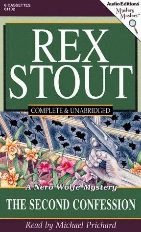 The Second Confession (Stout, Rex) by Rex Stout