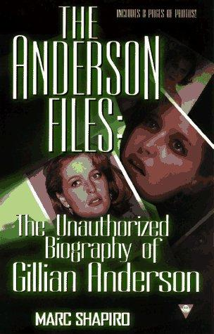 The Anderson files by Marc Shapiro