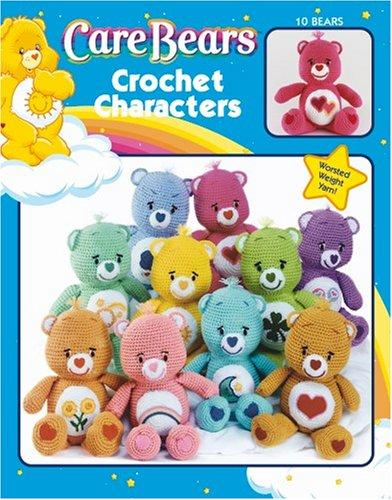 Care Bears Crochet Characters (Leisure Arts #3690) by Joeseter Loria Group, Leisure Arts