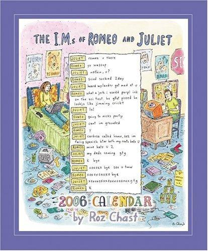 The I.M.s of Romeo and Juliet by Roz Chast