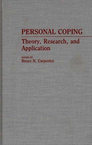 Personal Coping by Bruce N. Carpenter