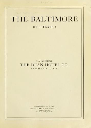The Baltimore by George Stuart Hill