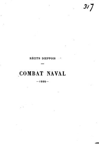 Combat naval, 1555 by Denis Guillas