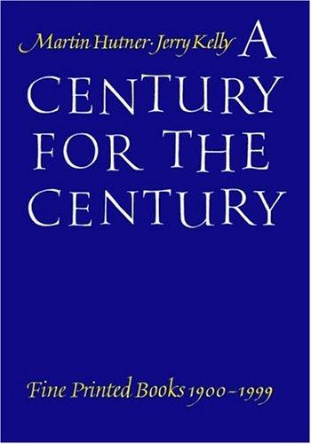 A Century for the Century by Jerry Kelly