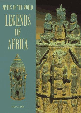Legends of Africa by Mwizenge Tembo
