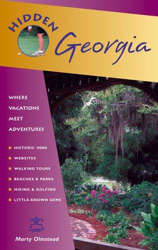 Hidden Georgia by Marty Olmstead