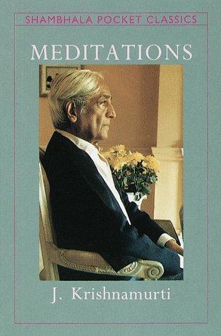 Meditations (Shambhala Pocket Classics)