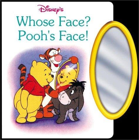 Whose Face? Pooh's Face! (Busy Book) by RH Disney
