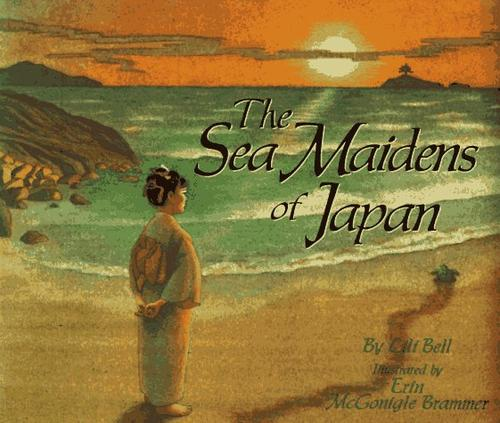 The sea maidens of Japan by Lili Bell