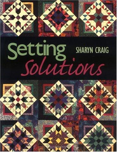 Setting Solutions by Sharyn Squier Craig