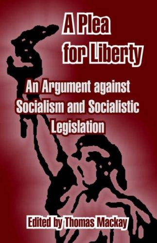 A Plea For Liberty