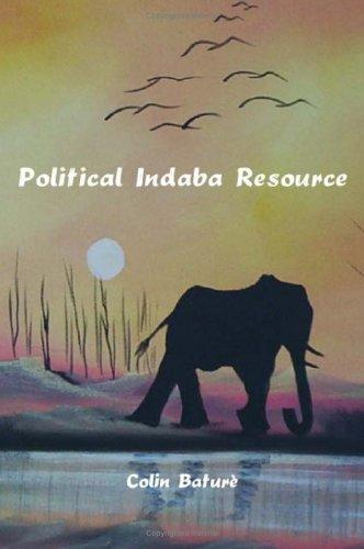 Political Indaba Resource by Colin Bature