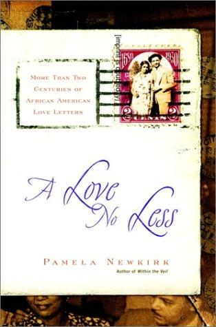 A Love No Less by Pamela Newkirk