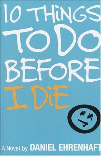 Libro de segunda mano: 10 things to do before I die