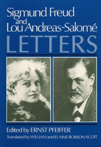 Sigmund Freud and Lou Andreas-Salomé, letters