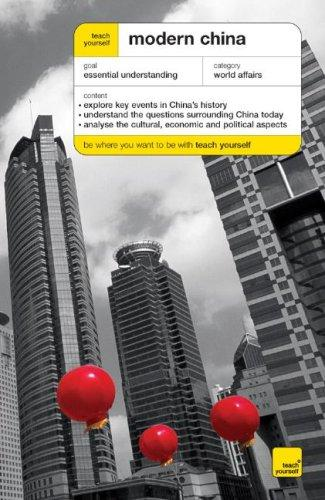 Teach Yourself Modern China by Michael L. Lynch