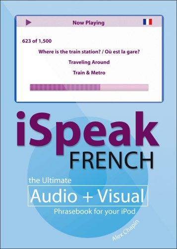 iSpeak French by Alex Chapin
