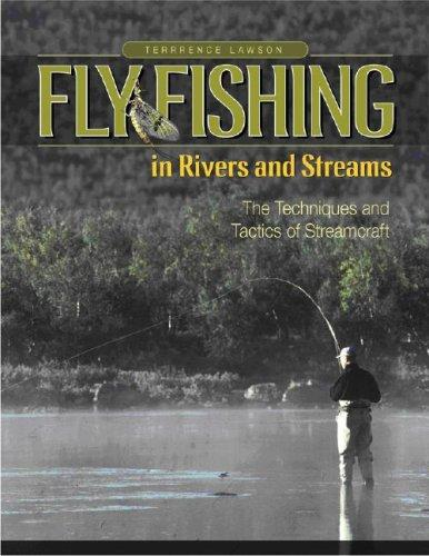 Fly Fishing in Rivers and Streams by Terrence Lawton