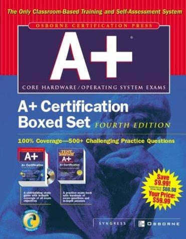 A+(R) Certification Boxed Set by Syngress Media