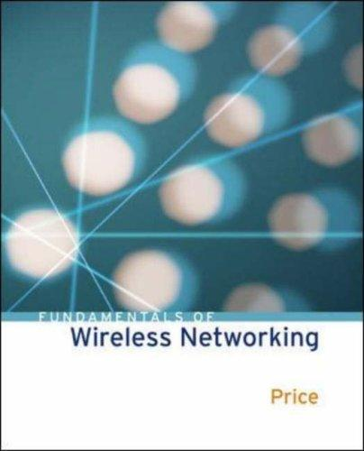 Fundamentals of Wireless Networking by Ron Price