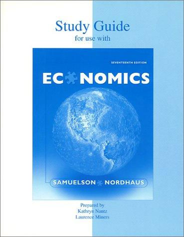 Study Guide t/a Economics by SAMUELSON