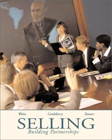Selling by Barton Weitz