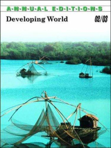 Developing World 02/03 by Robert J. Griffiths