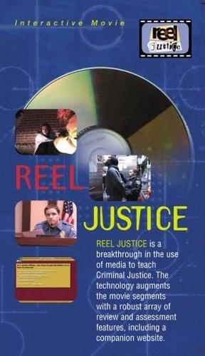 Reel Justice Interactive Movie CD-ROM by WILL Interactive