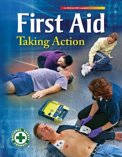 First Aid Taking Action (MH) by National Safety Council NSC