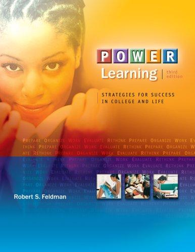 POWER Learning by Robert S Feldman
