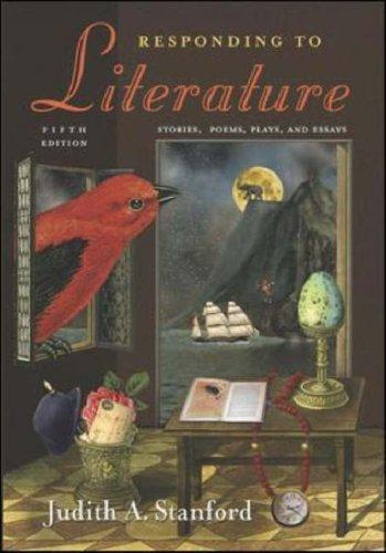 Responding to Literature with OLC Bind in Card and ARIEL CD-ROM by Judith Stanford