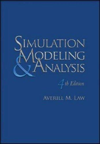 Simulation Modeling and Analysis with Expertfit Software by Averill Law