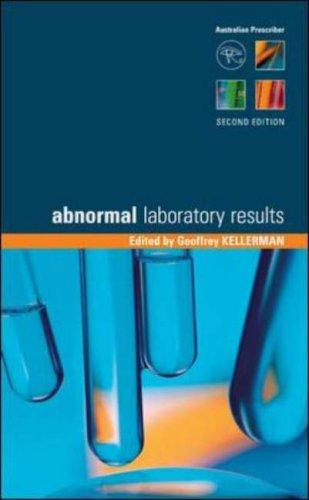Abnormal Laboratory Results by Geoffrey Kellerman