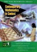 Contemporary Mathematics in Context