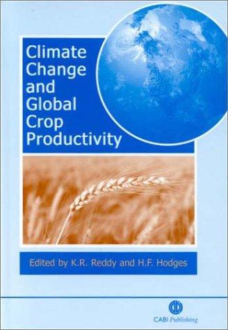 Climate change and global crop productivity by