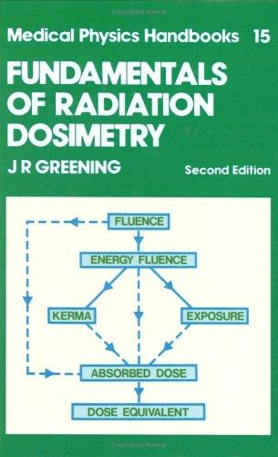 Fundamentals of radiation dosimetry by J. R. Greening