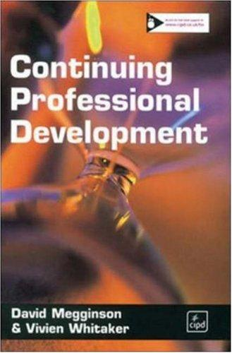 Continuing Professional Development by David Megginson