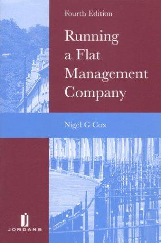 Running a Flat Management Company