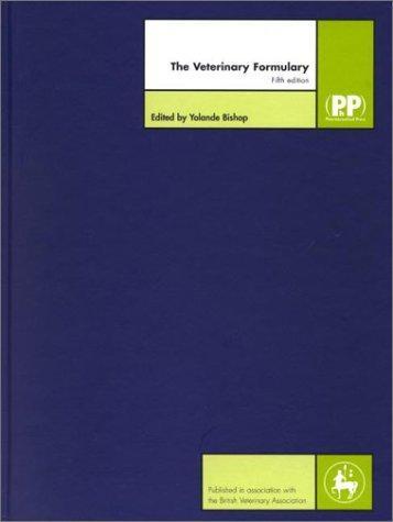The Veterinary Formulary